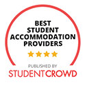 Best Student Accommodation Providers - Student Crowd