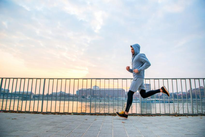 Staying active is one way to help manage your Wellbeing