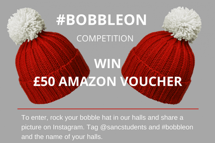 #bobbleon competition to win a £50 Amazon voucher