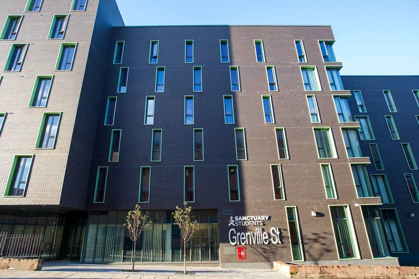 Grenville Street Student Accommodation In Liverpool