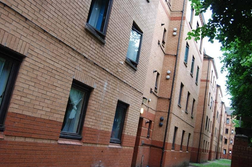 A picture of Kelvinhaugh Street