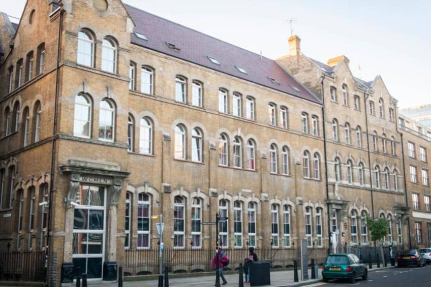 Lilian Knowles House - London | Sanctuary Students