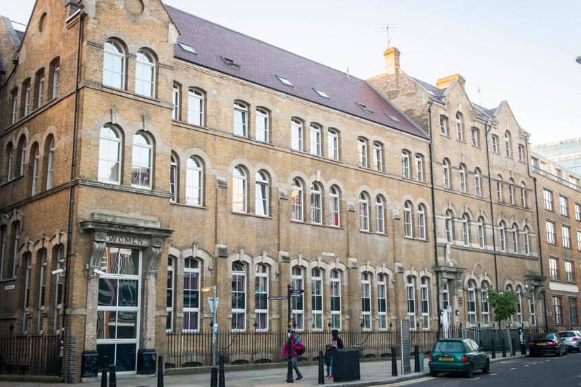 Student Accommodation In Central London Sanctuary Students