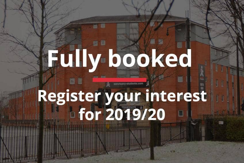 Register your interest in Tramways for 2019/20