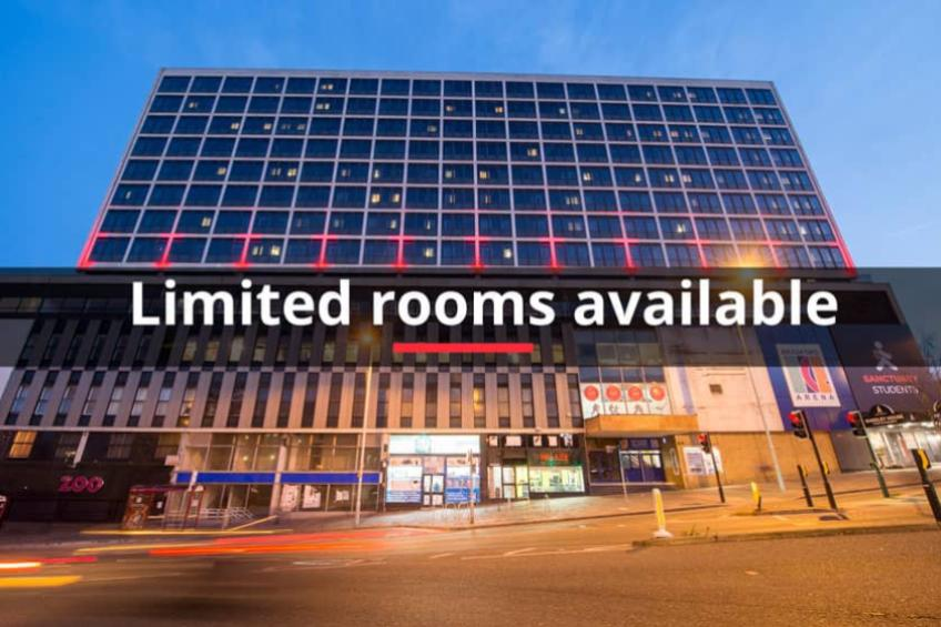 Limited rooms available at Wardley House
