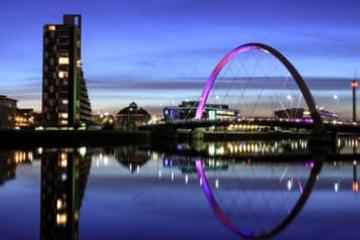 A picture of Glasgow