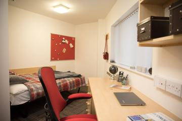 A picture of Marybone Student Village 3