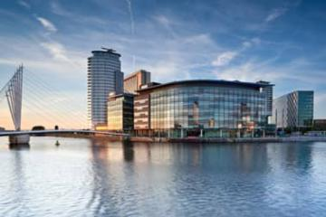 A picture of Salford