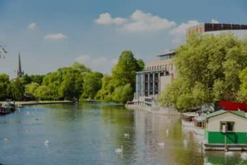 A picture of Stratford-upon-Avon