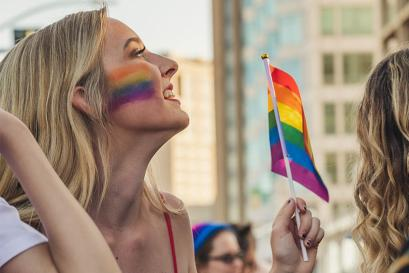 A picture of Rainbows and reflection: 7 ways to celebrate and support Pride this month