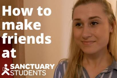A picture of Five top tips to help you make friends in halls