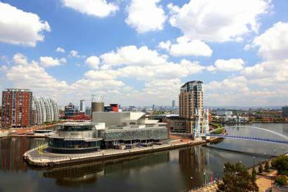 A picture of Five interesting things about Manchester