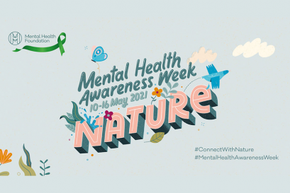 A picture of UK Mental Health Awareness Week 2021 – Let's #ConnectWithNature this summer!