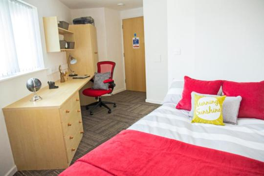 A picture of Marybone Student Village 2