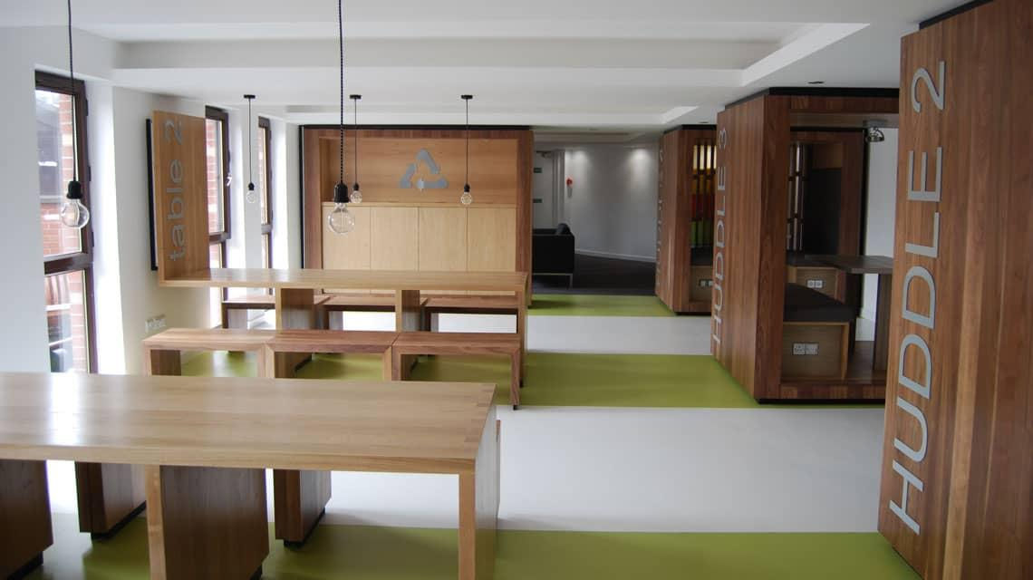Cairncross House communal area