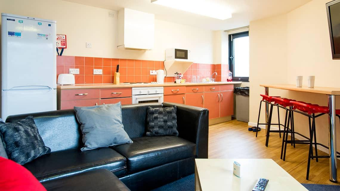 X1 Liverpool Buy-to-let Student Accommodation Assured 7% Return ...