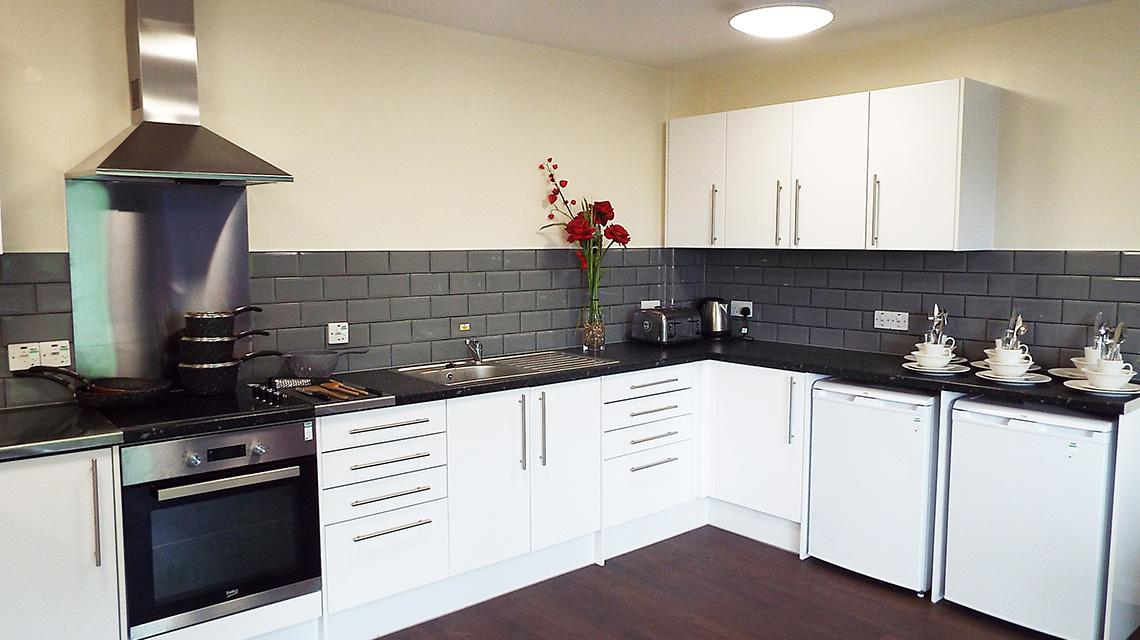 Kitchens at Great Wilkins Hall in Brighton