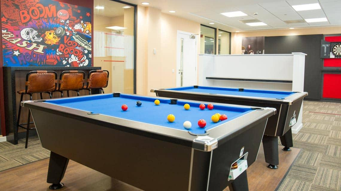 Marybone games room