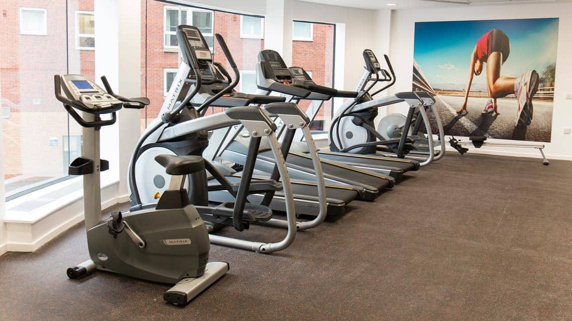 Marybone gym exercise equipment