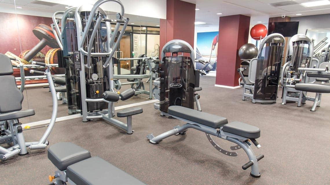 Marybone gym equipment