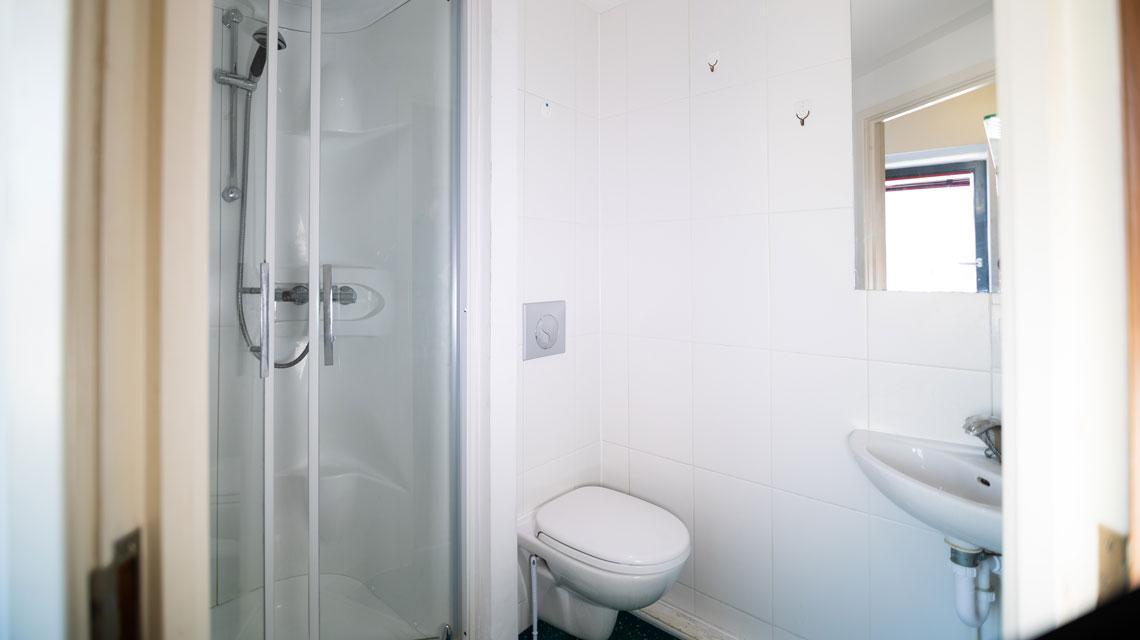 Example en-suite bathroom at The Craft Building