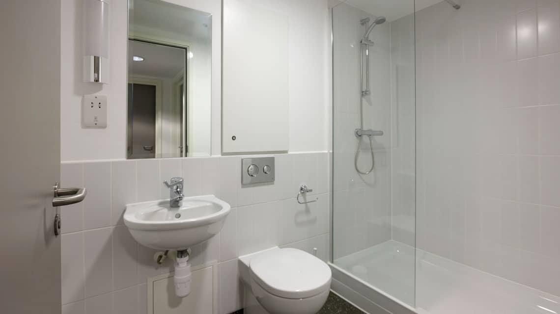 Treliske en-suite bathroom