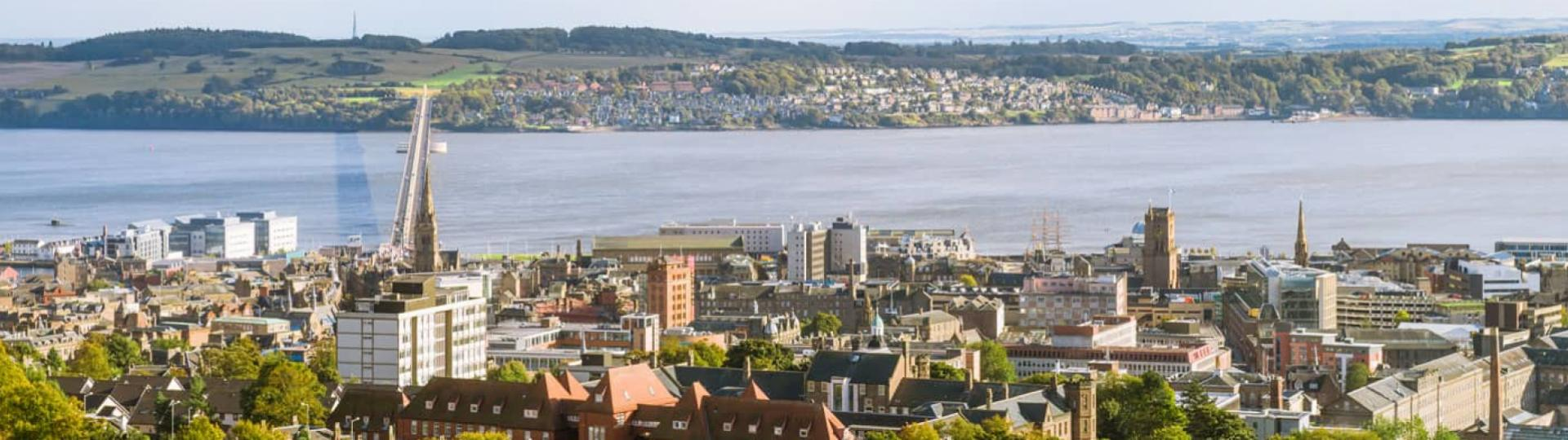 Dundee main city image