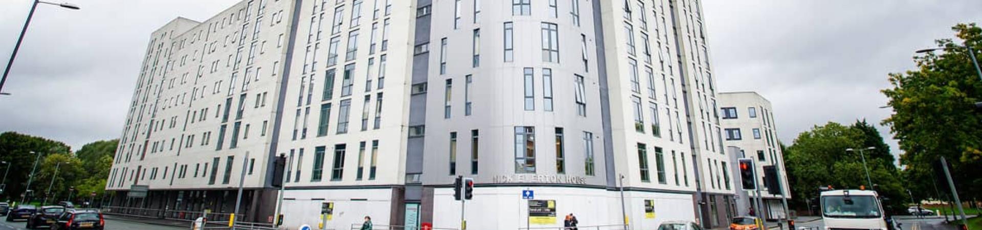 exterior of Grafton Street