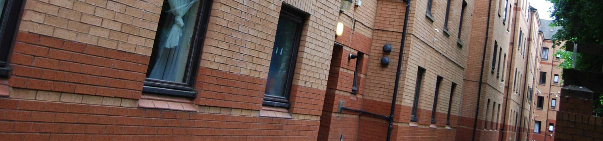 exterior banner of Kelvinhaugh Street, Glasgow