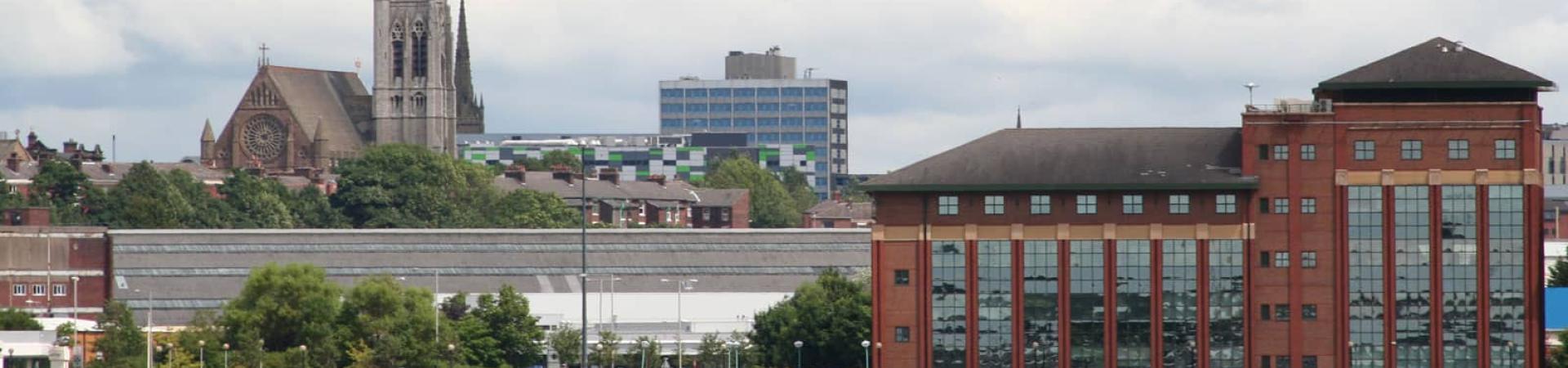 Preston city guide