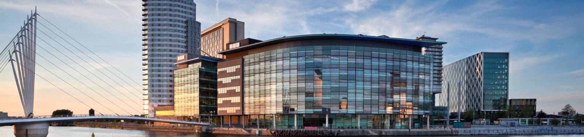 Student accommodation in Salford, near to Salford Quays