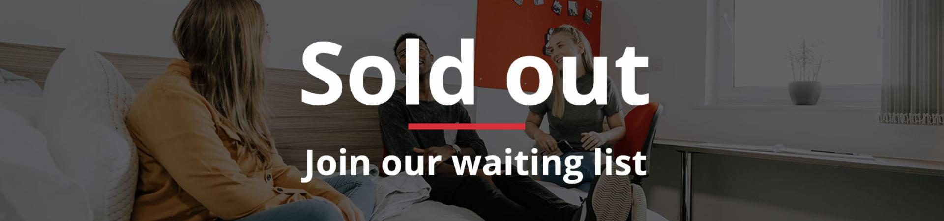 Tramways, Salford is sold out but you can join our waiting list