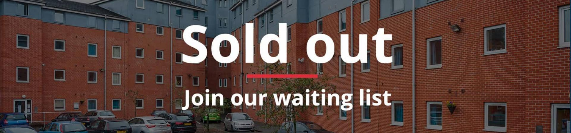 Join our waiting list for Tramways, Salford